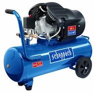 Scheppach Dubbbele cylinder compressor HC100DC