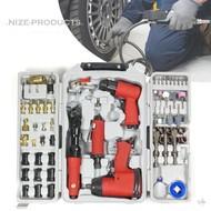 VDT Deze 71-delige luchtdruk gereedschap set