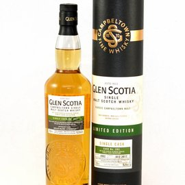 Glen Scotia Single Cask No. 203 (heavily peated)