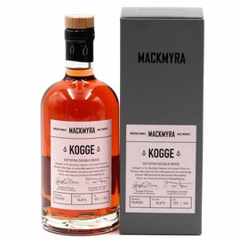 Mackmyra KOGGE Rotspoon Double Wood (peated)