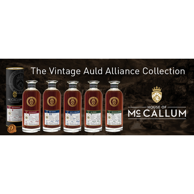 The Auld Alliance Vintage Collection