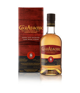 GlenAllachie Wood Finish Series 8 Jahre-Koval Rye