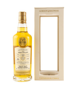 Arran Connoisseurs Choice  19 Jahre 1999/2019