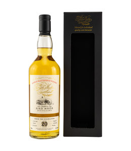 Aird Mhor The Single Malts of Scotland 20 Jahre 1998/2019