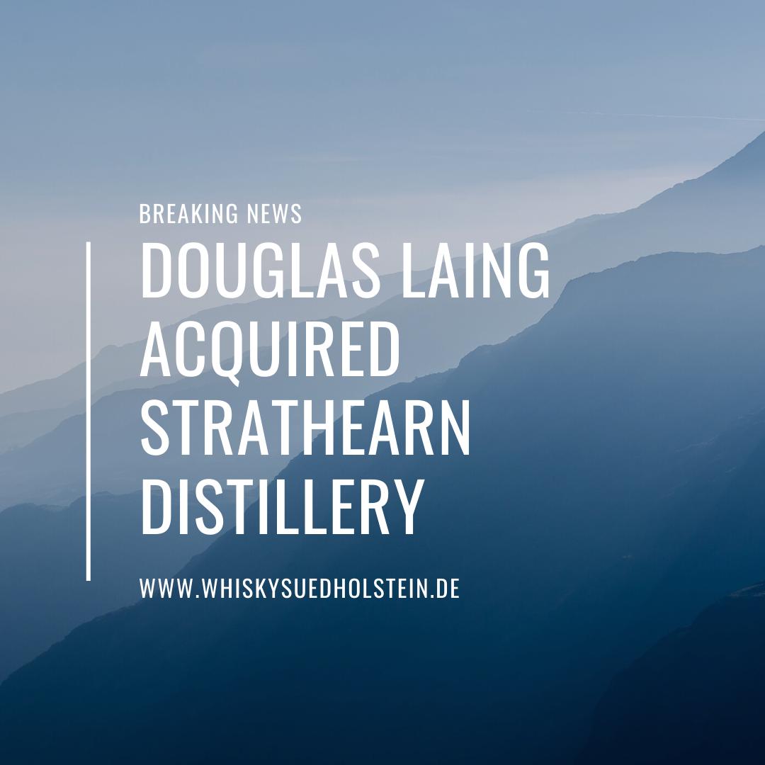 Douglas Laing neuer Besitzer der Strathearn Distillery