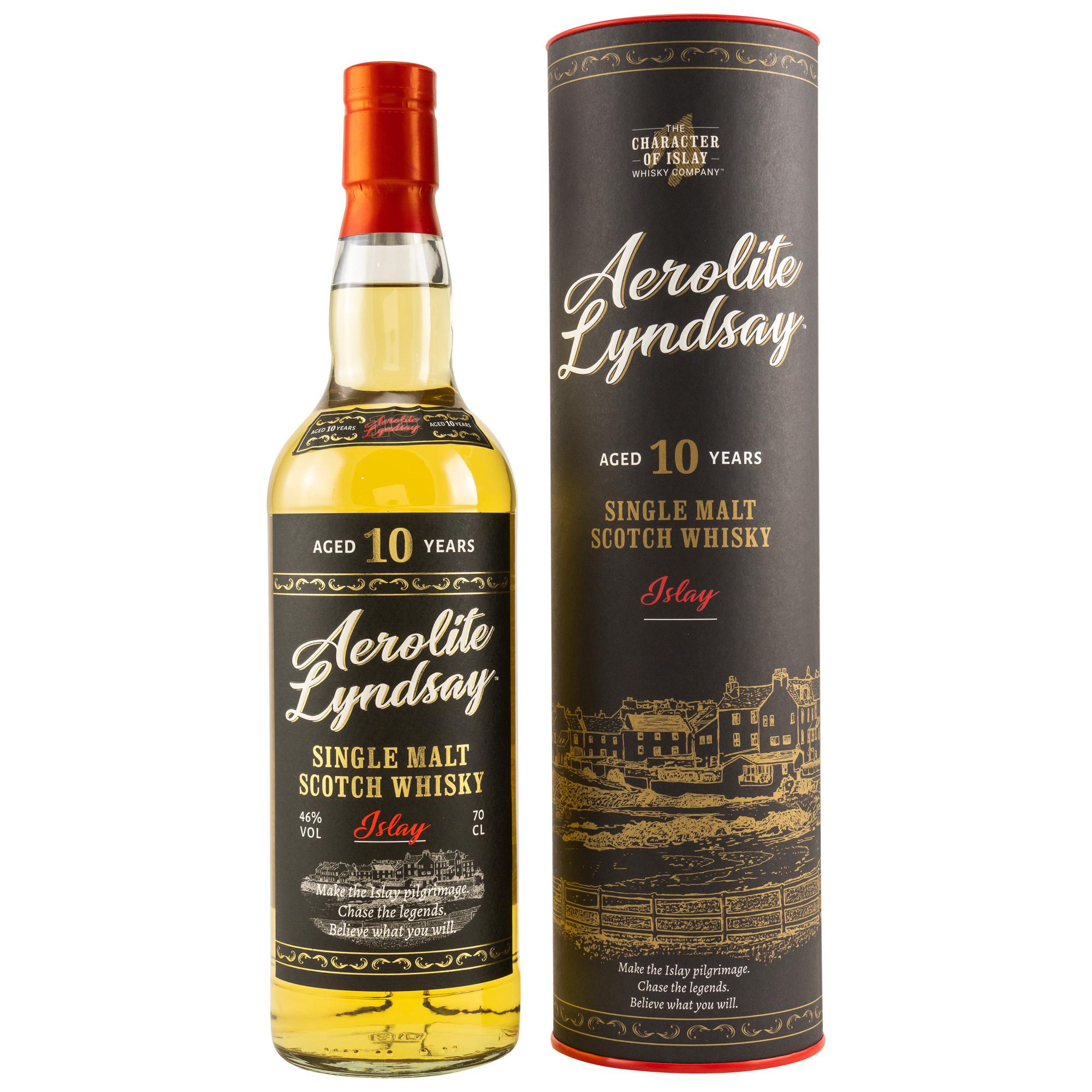 Aerolite Lyndsay - Islay Whisky with a twist