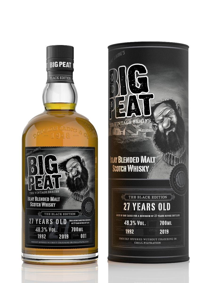 Big Peat 27 Jahre Back Edition