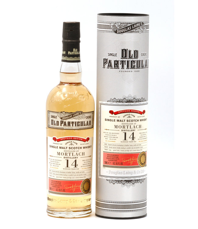 Mortlach Old Particular 14 Jahre - 2005/2019