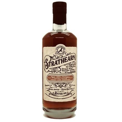 Strathearn Single Malt Batch #001 Douglas Laing exclusive
