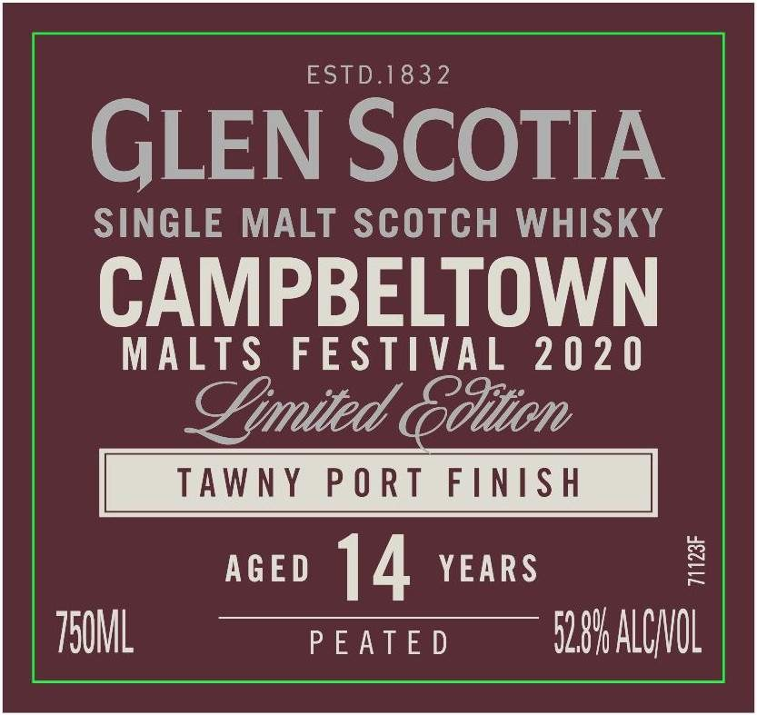 Coming soon: Glen Scotia Campbeltown Festival Edition 2020