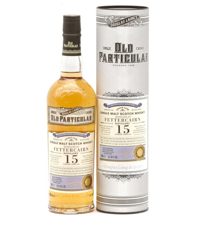 Fettercairn Old Particular 15 Jahre-2004/2019