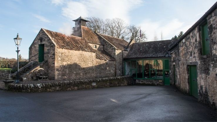 Single Farm Estate Whisky aus den Lowlands: Daftmill Winter Batch 2020