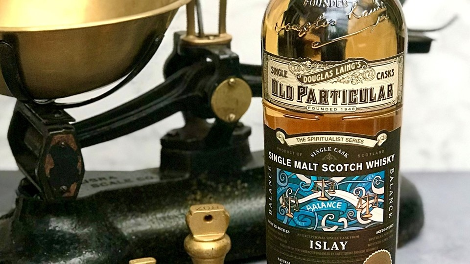 Old Particular Limited Edition Collection: The Spiritualist Series
