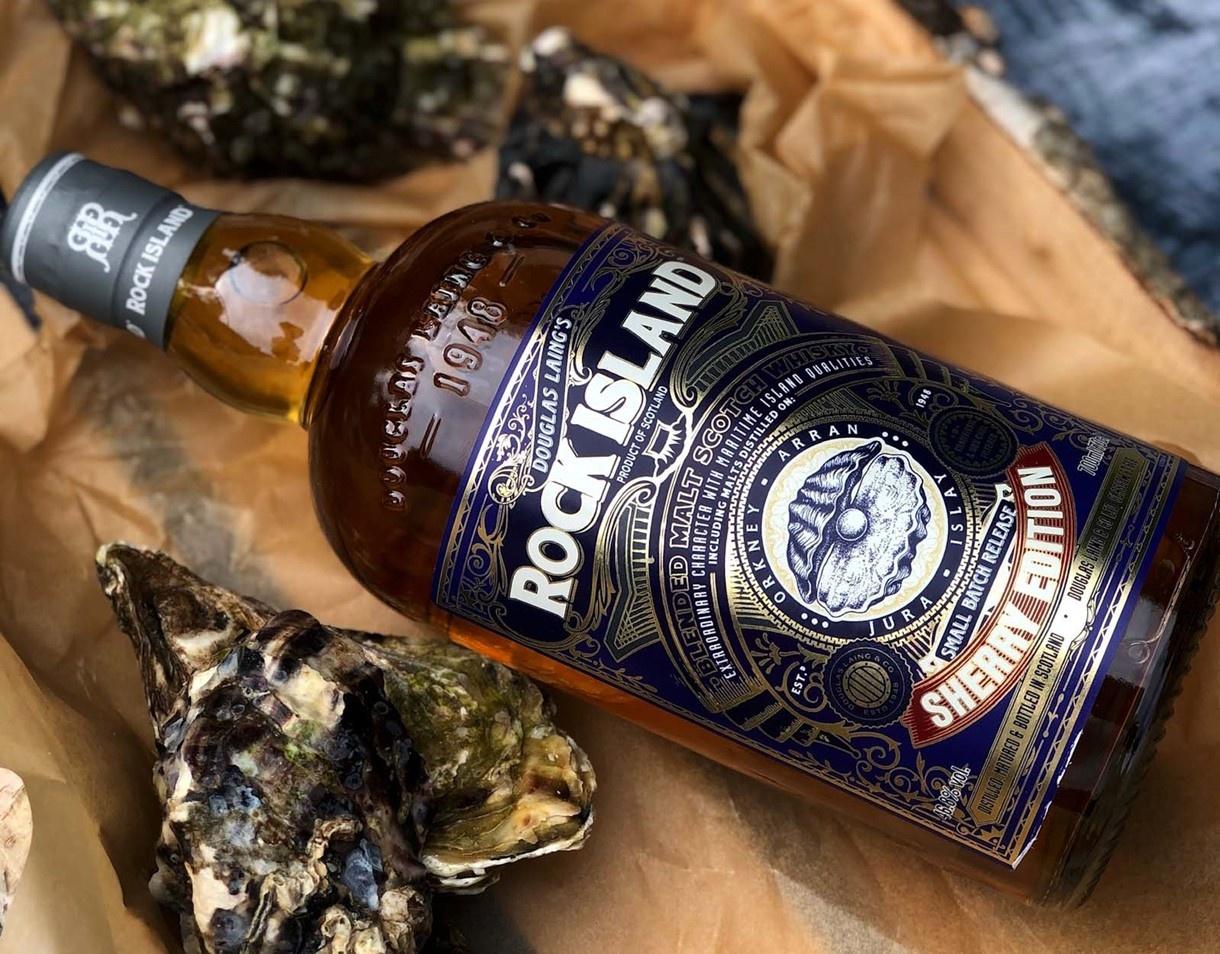 Douglas Laing - Rock Island Sherry Edition