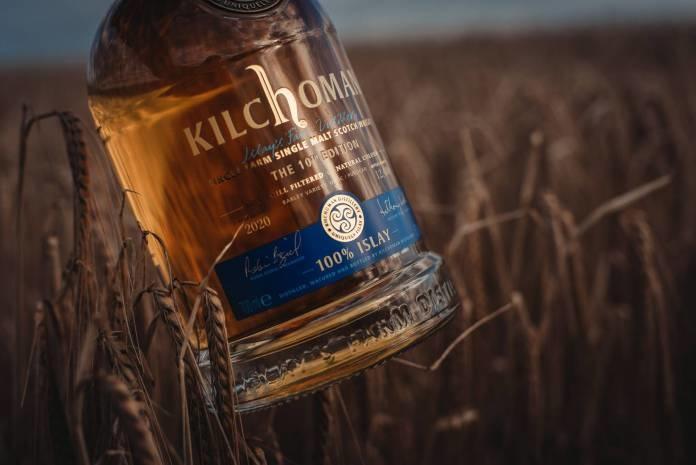 Kilchoman 100 % Islay 10th Anniversary Edition