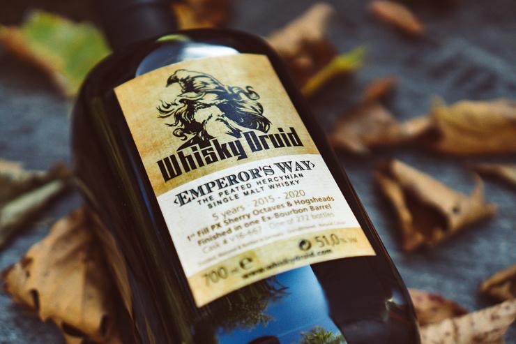 Whisky genießen wie ein Kaiser: Mit Emperor's Way baut der Whisky Druide eine junge Dynastie weiter aus