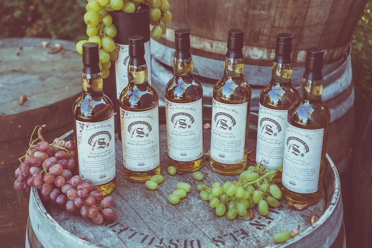 Forget Islay - Drink Isle of Mull: Rauchig-aromatische Ledaig Cuvées von Signatory Vintage und Kirsch Import