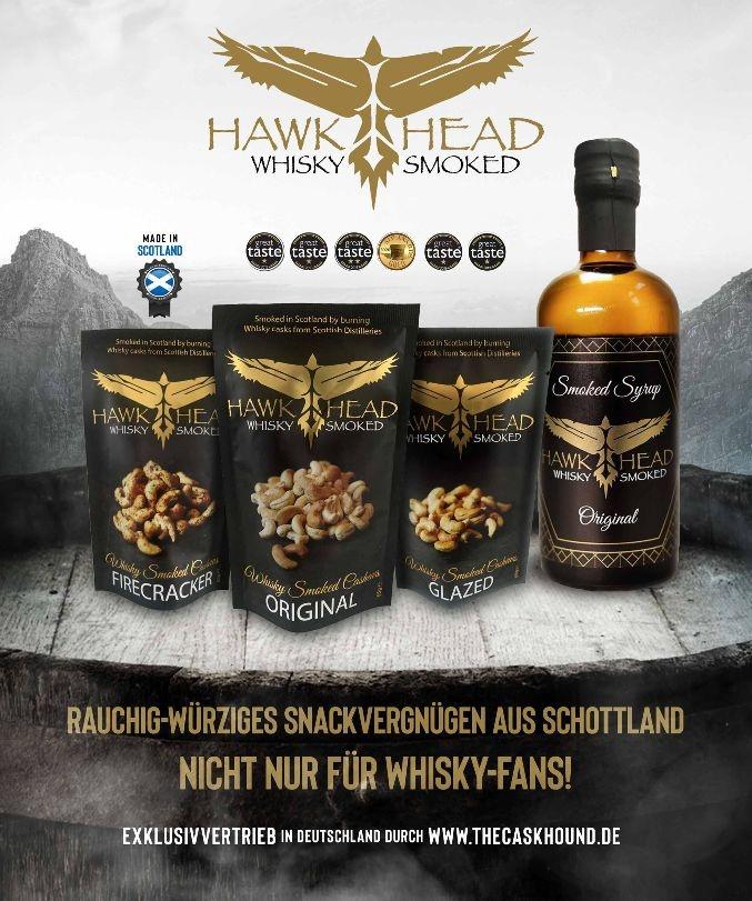 Hawkhead Whisky Smoked Products – ein wahrer Genuss, nicht nur für Whisky-Fans!