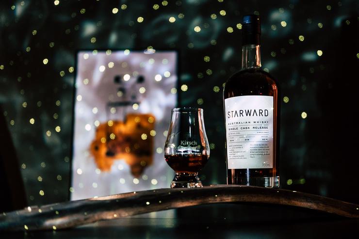 Exotisches Whisky für Sammler und Genießer: Stark limitiertes Starward Single Cask für Deutschland