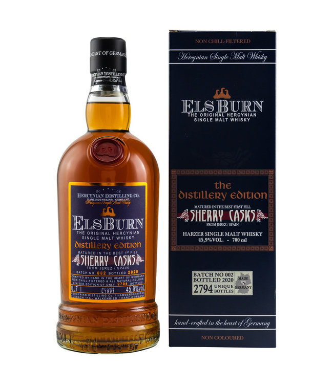 ElsBurn Distillery Edition 2020 Batch #002