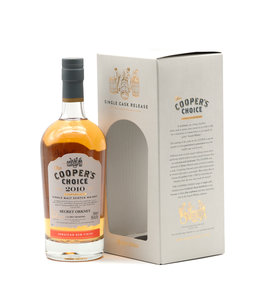 Secret Orkney Cooper's Choice 10 Jahre-2010/2020