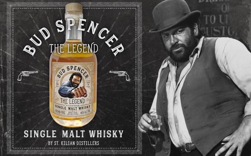 St. Kilian launcht Bud Spencer Whisky