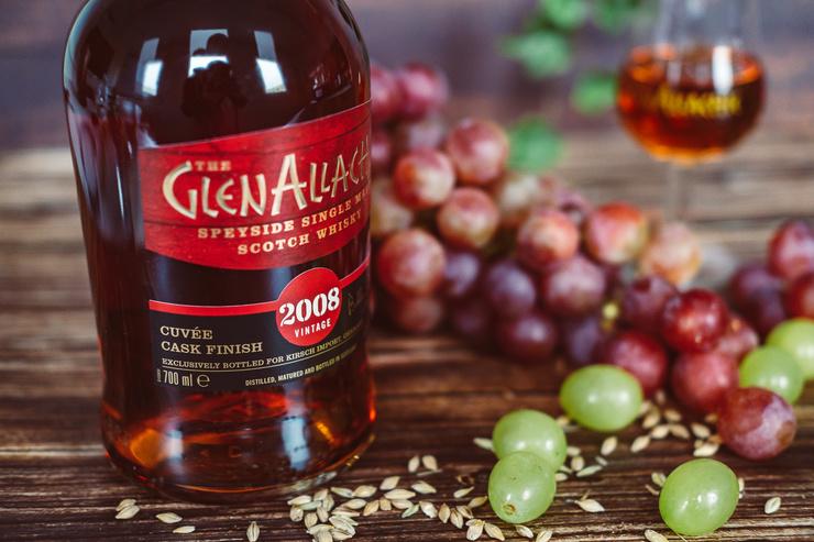 Vorteilhafte Verbindung für Kirsch-Kunden: Das erste Whisky Cuvée von GlenAllachie