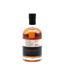 Blended Malt Chapter Seven 24 Jahre-1995/2020 (Anecdote #1)