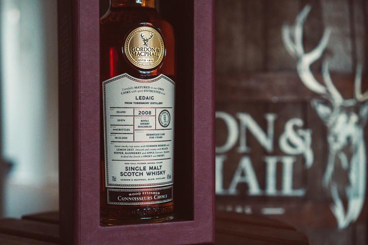 Fünf Whisky Highlights von Gordon & MacPhail