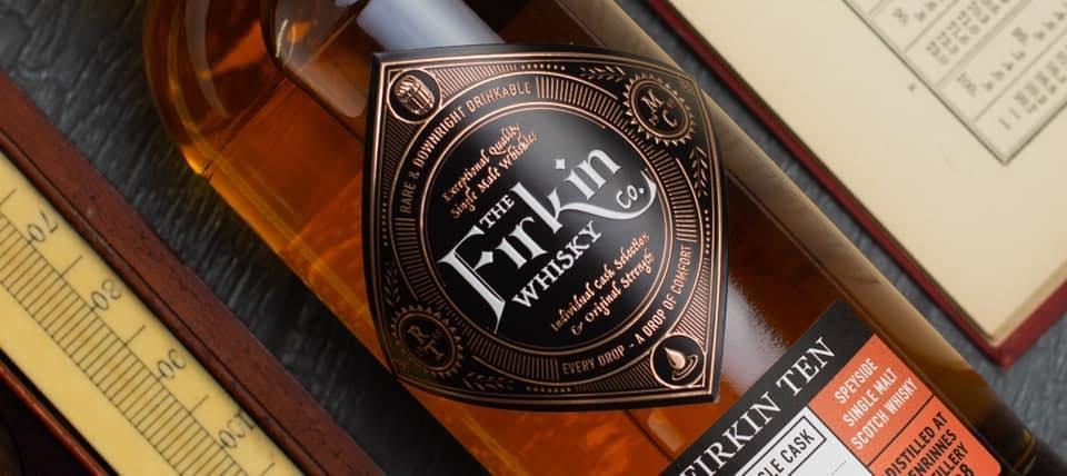 The Firkin Whisky Company ist bald bei uns im Shop erhältlich