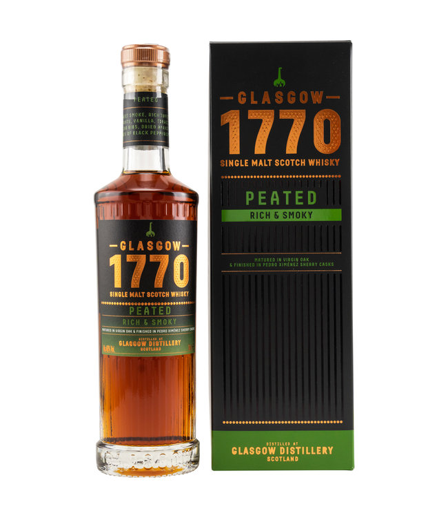 1770 Glasgow Peated  - Rich & Smoky