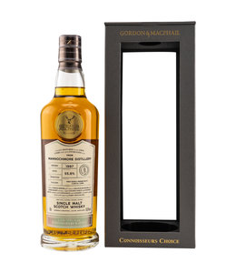 Mannochomre Connoisseurs Choice Cask Strength 22 Jahre 1997/2020