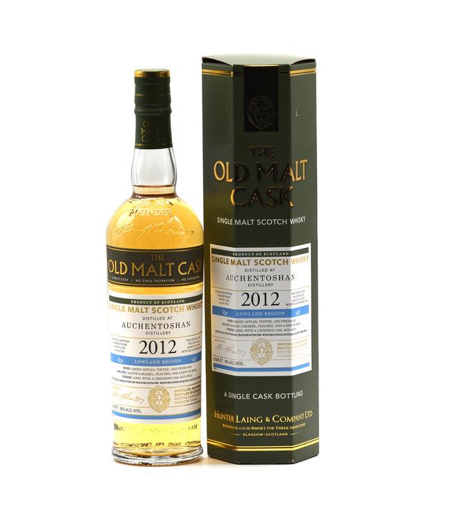 Auchentoshan Old Malt Cask 8 Jahre-2012/2020