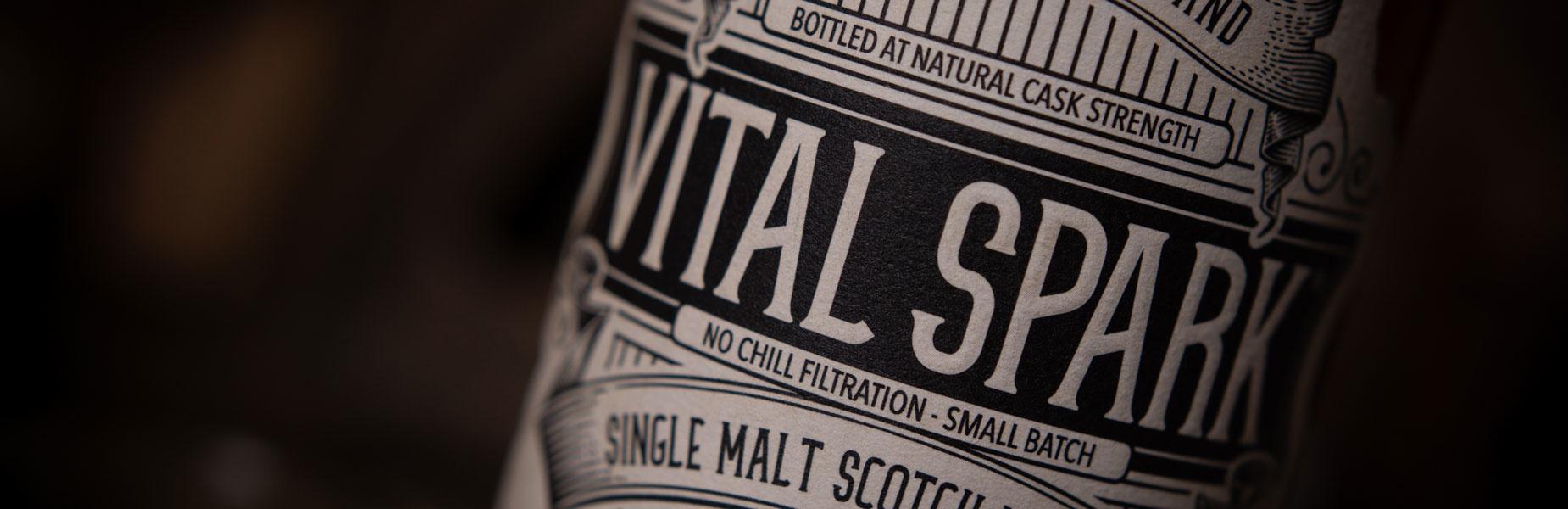 Vital Spark Heavily Peated Single Malt exklusiv für Alba Import