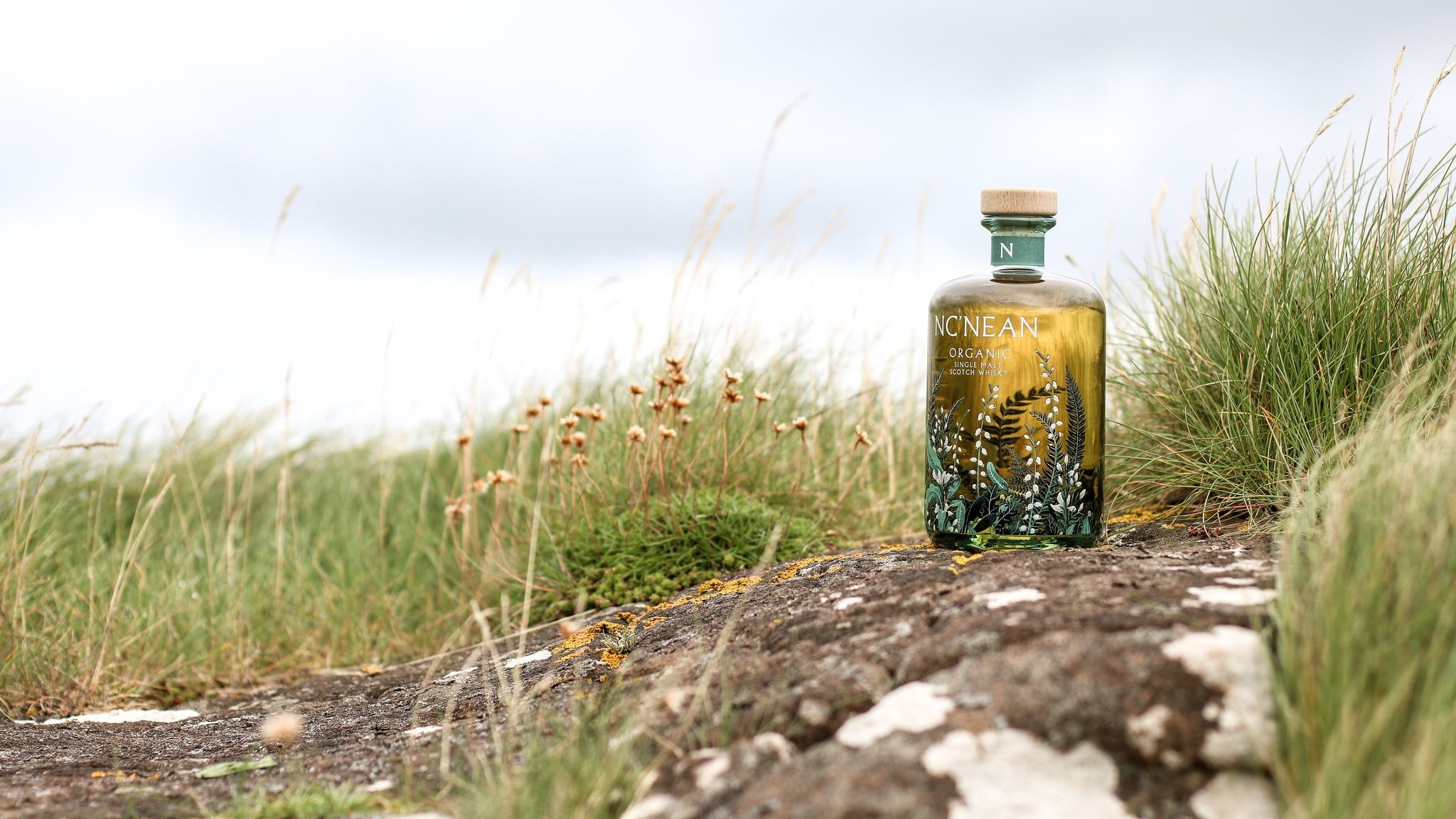 Nc'nean Organic Single Malt Whisky Batch #04