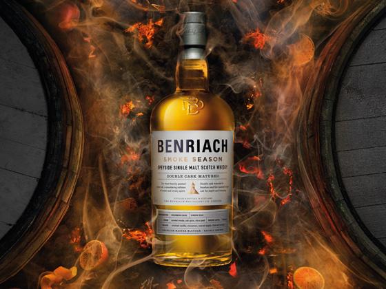 BenRiach Smoke Season