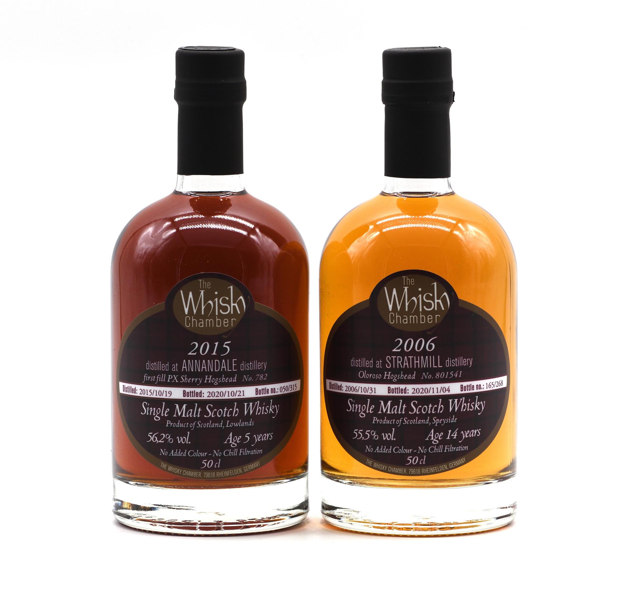 Zwei neue Abfüllungen vom Whisky Chamber für das Osternest