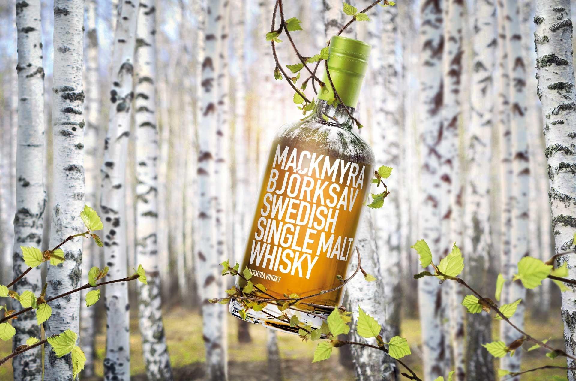 Mackmyra Björksav - Ein schwedischer Whiskyfrühling