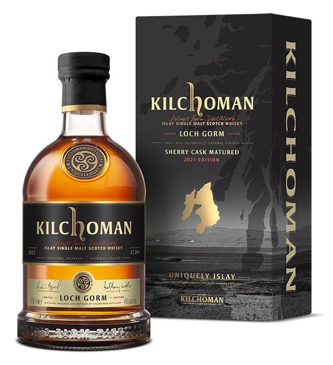 Kilchoman Loch Gorm Release 2021