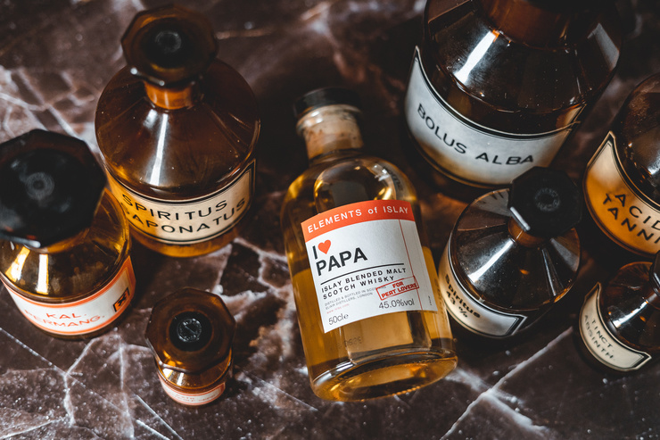 Papa Peat: Elements of Islay in der Vatertagsedition