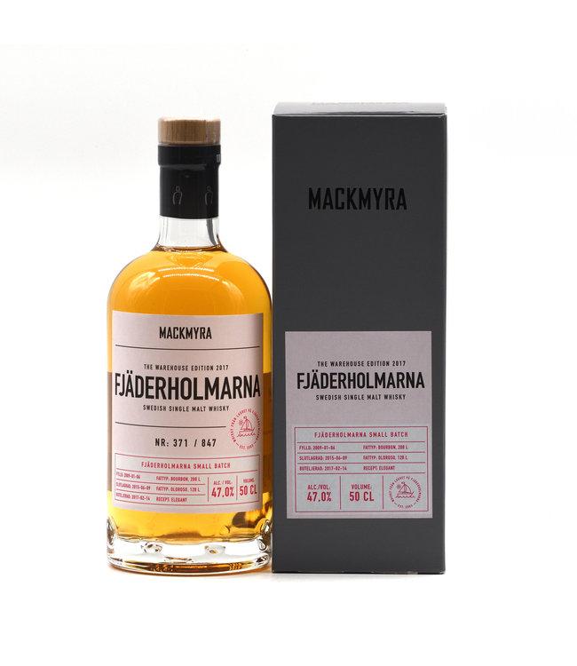 Mackmyra Warehouse Edition: Fjäderholmarna 8 Jahre-2009/2017