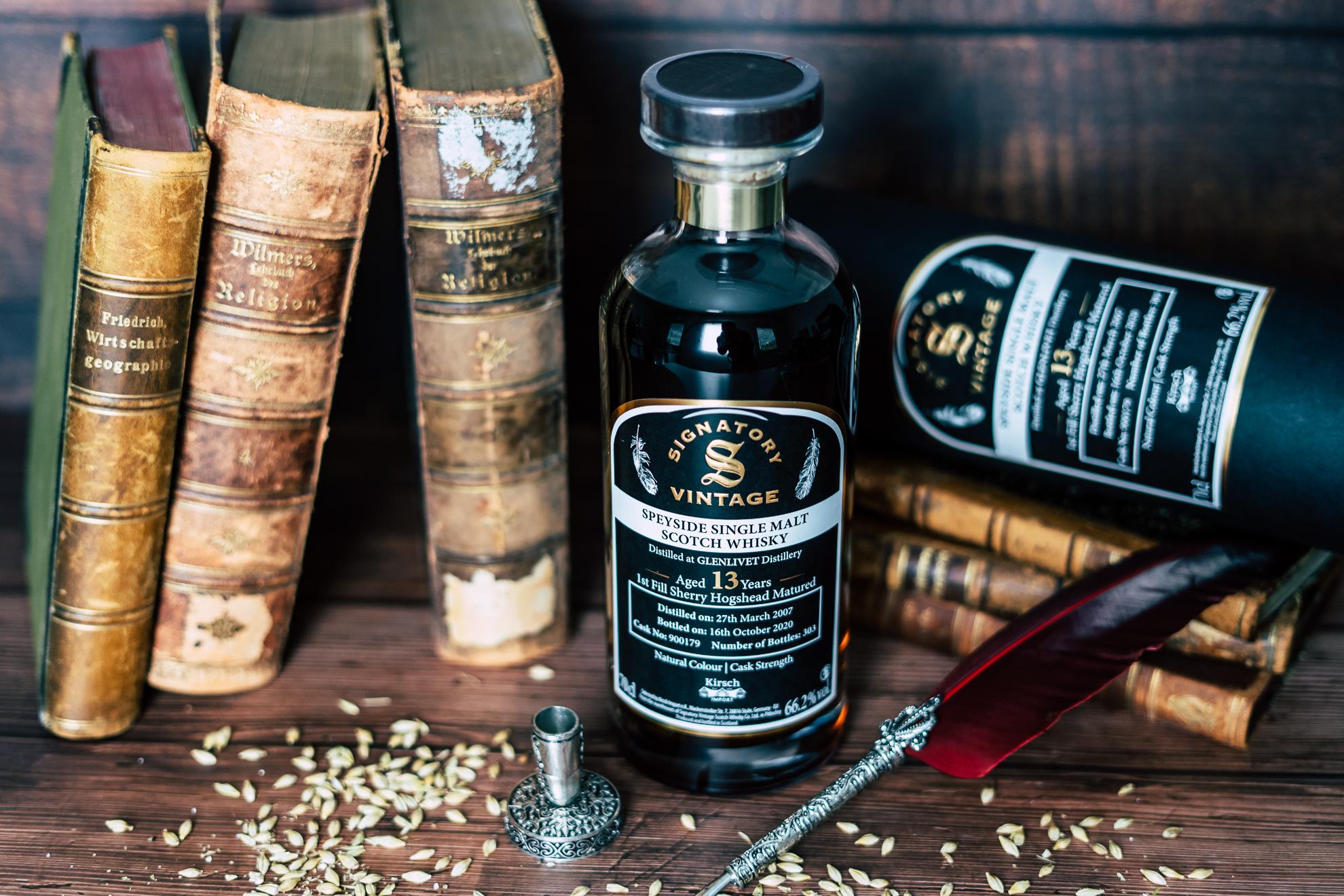Vollmundige Abwechslung aus Schottlands Whiskyregionen: Exklusives Single Cask und mehr von Signatory