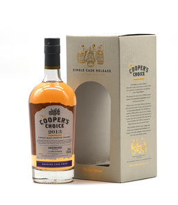 Ardmore Cooper's Choice 7 Jahre-2013/2021