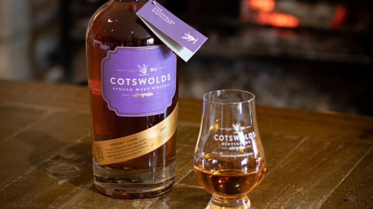 Englischer Single Malt trifft andalusische Aromen: Cotswolds-Whisky aus Sherryfässern