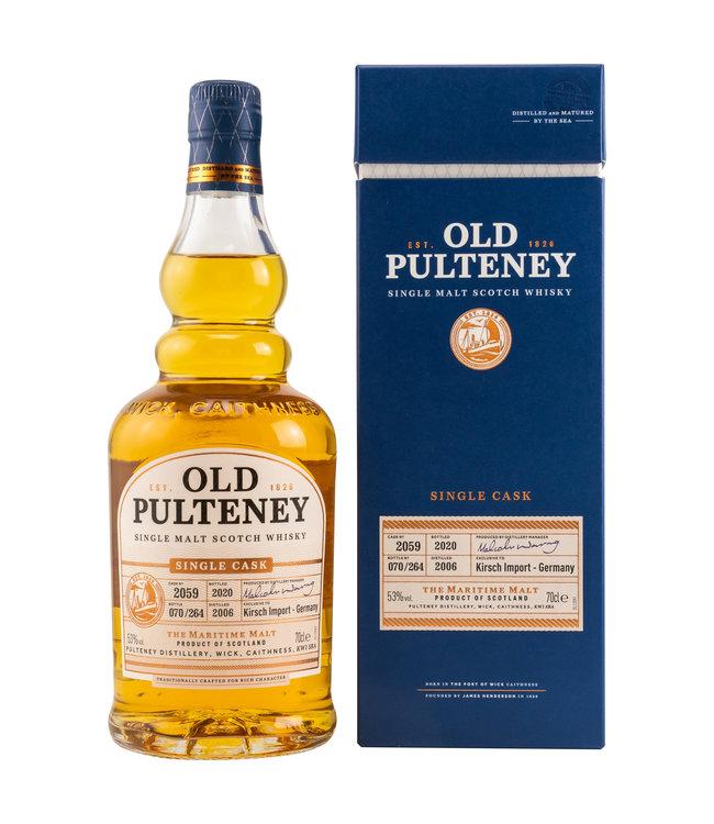 Old Pulteney 14 Jahre-2006/2020
