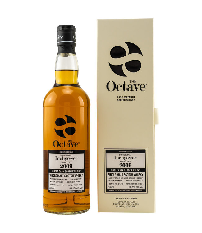 Inchgower The Octave 11 Jahre 2009/2021