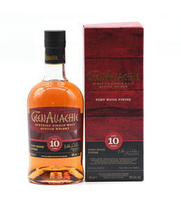 GlenAllachie Wood Finish Series 10 Jahre-Ruby Port