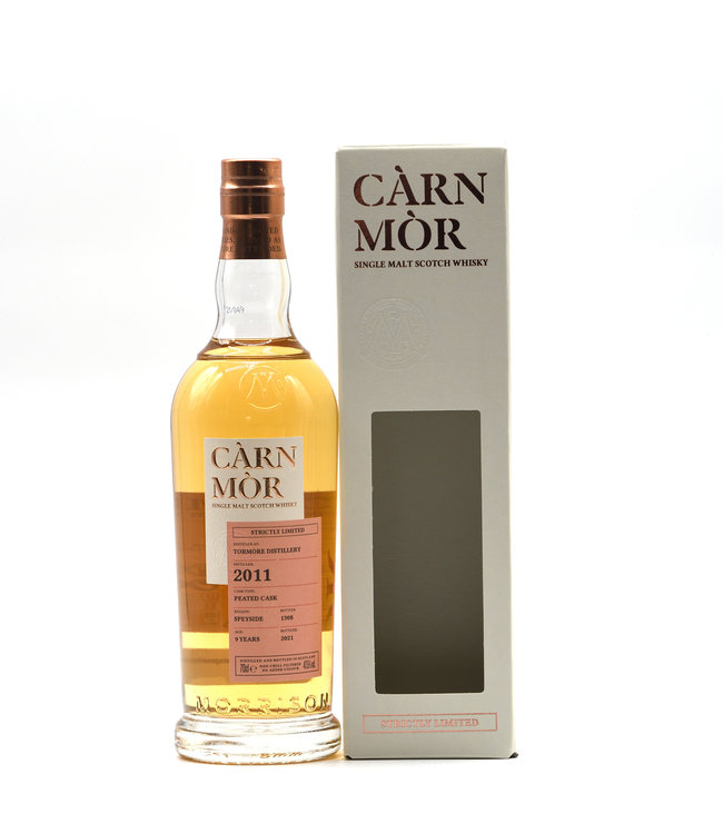 Tormore Càrn Mòr Strictly Limited 9 Jahre-2011/2021