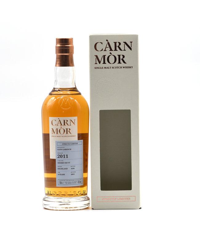 Glen Garioch Càrn Mòr Strictly Limited 9 Jahre-2011/2021