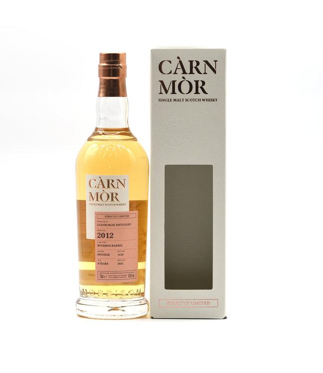 Glenburgie Càrn Mòr Strictly Limited 8 Jahre-2012/2021